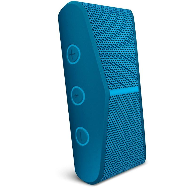 Caixa de Som Portátil Bluethooth Azul X300 - Logitech