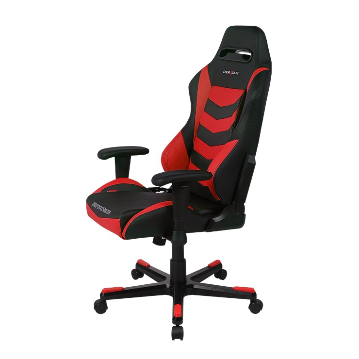Cadeira D-Series OH/DF166/NR Preto/Vermelho - DXRacer