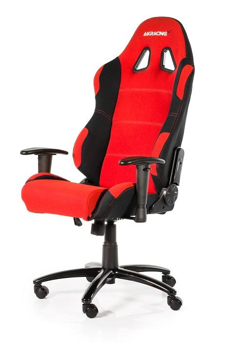 Cadeira AKRacing Prime Preto/Vermelho AK-K7018-BR - AKRacing