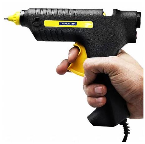 Pistola El�trica para Aplica��o de Cola 45 - 50W Bivolt 43755/560 - Tramontina