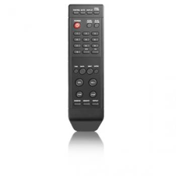 Caixa de Som 20W RMS USB/FM/CD/Dock Station com Controle Remoto SP158 - Multilaser