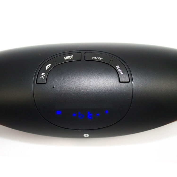 Caixa de Som Port�til Azul SM-CSP852B Bluetooth - Sumay
