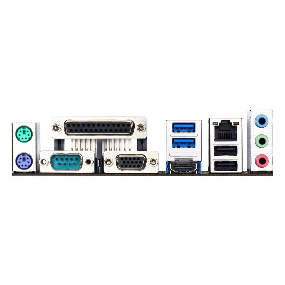 Placa Mãe LGA 1150 GA-H81M-S3PH (S/V/R) C/Paralela e Serial - Gigabyte