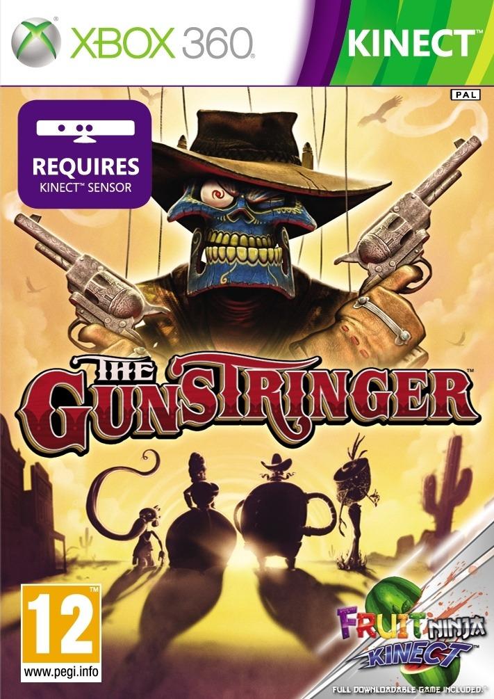 Jogo Gunstringer Kinect Xbox 360 - L5L-00009 - Microsoft