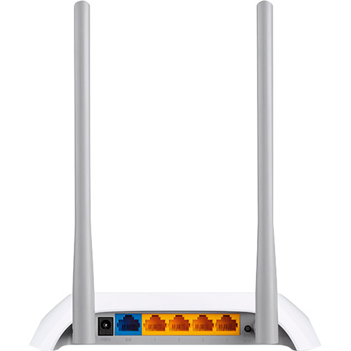 Roteador Wireless TL-WR840N 300Mbps 2.4Ghz Duas Antenas - TPLink