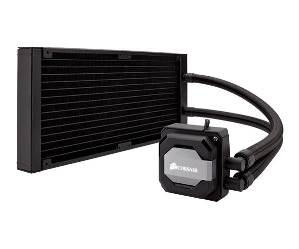 Cooler para CPU Refrigerado a Água H110I GT (Hydro Series) Alta Performance CW-9060019-WW - Corsair