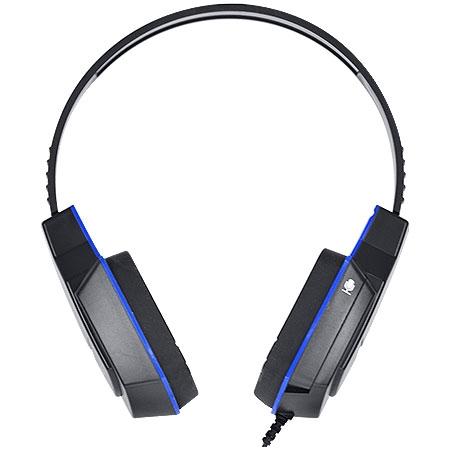 Headset Gamer V Blade Linha VX Preto e Azul 23649 - Vinik