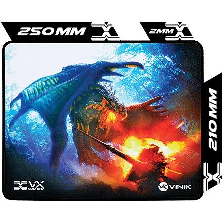 Mouse Pad Gamer Battle 24259 - Vinik