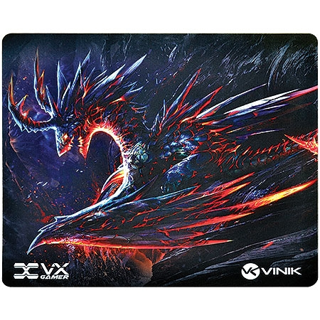 Mouse Pad VX Gamer Dragon 24253 320X270X2MM - Vinik