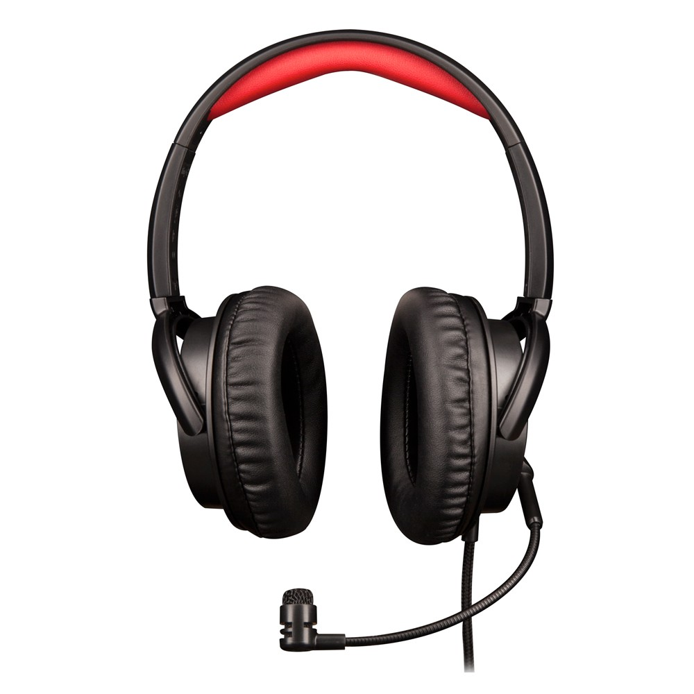 Headset Gamer HyperX Cloud Drone KHX-HSCD-BK/LA Preto - Vermelho  - Kingston