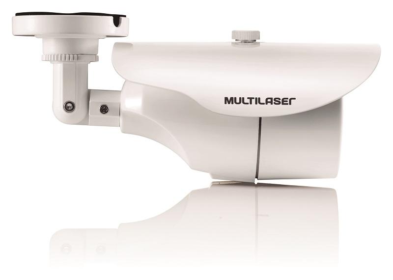 Câmera de Segurança Infra Digital 6.0mm Branca SE113 - Multilaser