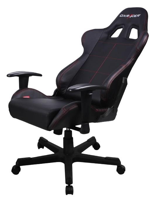 Cadeira F-Series OH/FE99/N Preta - DXRacer