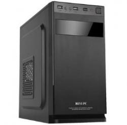 Gabinete ATX 1 Baia com Fonte 200W 502B1 - New Drive
