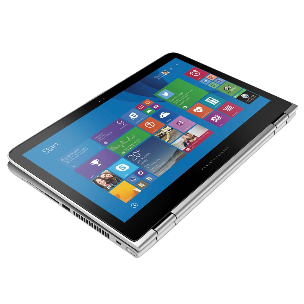 Notebook 2 em 1 Pavilon X360 13-S103br Intel Core i5 4GB 500GB Touchscreen LED 13.3 Windows 10 Prata - HP