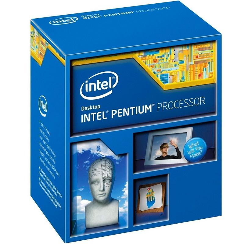 Processador Pentium LGA 1150 G3260 3.3Ghz BX80646G3260 BOX - Intel