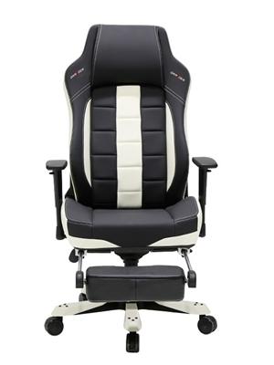 Cadeira C-Series CE120/XL/NW/FT Preto/Branco - DXRacer