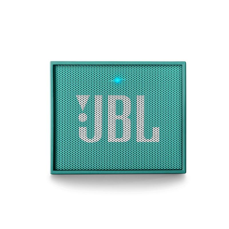 Caixa de Som JBL GO Bluetooth (Bateria Recarregável) Verde JBLGOTEAL - JBL