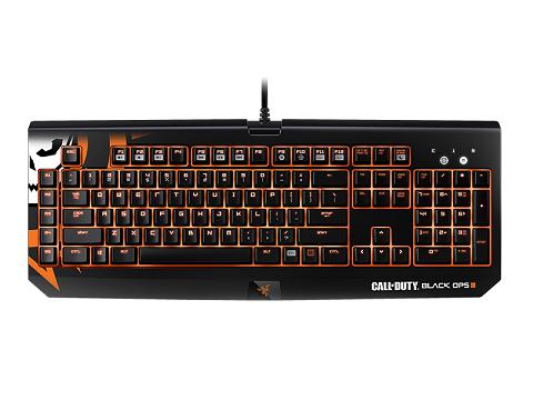 Teclado Mecânico Blackwidow Chroma Call of Duty: Black Ops III RZ03-01221800-R3M1 - Razer
