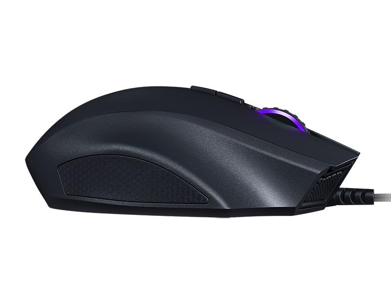 Mouse Laser Naga Chroma 16.000 DPI Sensor 5G RZ01-01610100-R3U1 - Razer