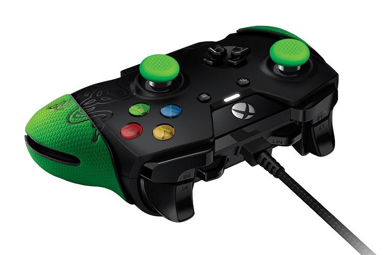 Controle Razer Wildcat Profissional para XBOX One e PC RZ06-01390100-R3U1 - Razer