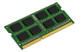 Memória para Notebook 4GB DDR3 1600MHz KCP316SS8/4 - Kingston