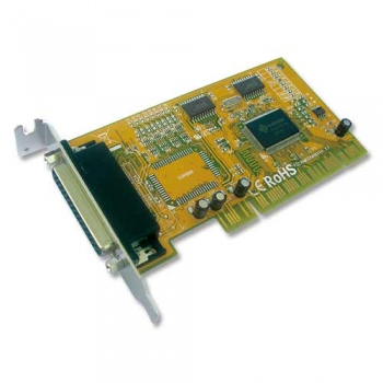 Placa PCI Low Profile DB 9 (4037A) - MidCom