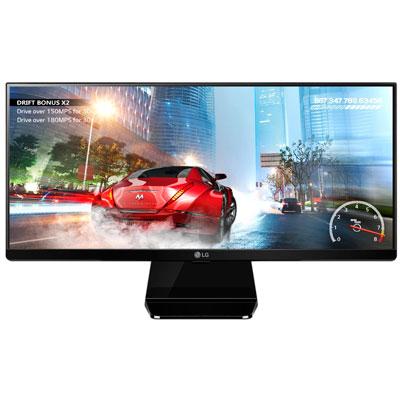 Monitor 29 IPS UltraWide 21:9 Gamer FreeSync DVI-D 2xHDMI Flicker Safe 29UM67 - LG
