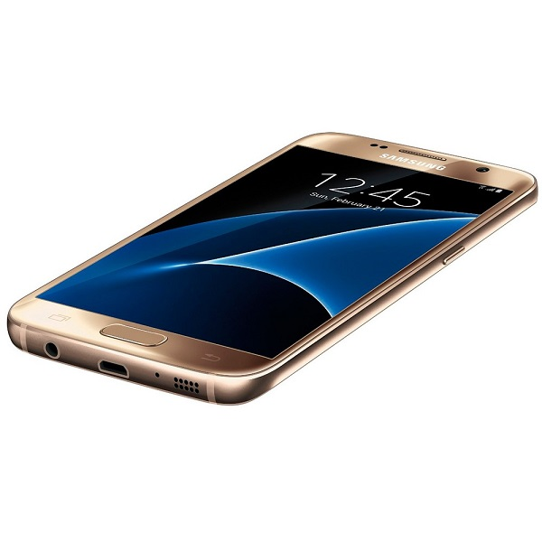 Smartphone Galaxy S7 G930F, Octa Core 2.3GHz, Android 6.0, Tela Super Amoled 5.1, 32GB, 12MP, 4G, Dourado - Samsung