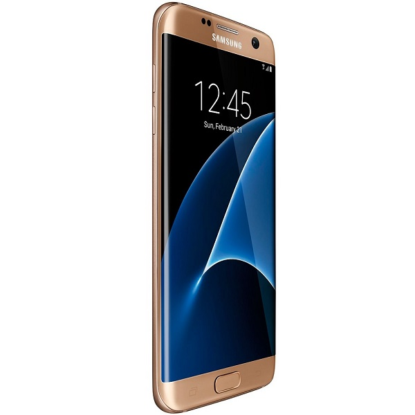 Smartphone Galaxy S7 Edge G935F, Octa Core 2.3Ghz, Andr 6.0, Tela Super Amoled 5.5, 32GB, 12MP, 4G, Dourado - Samsung