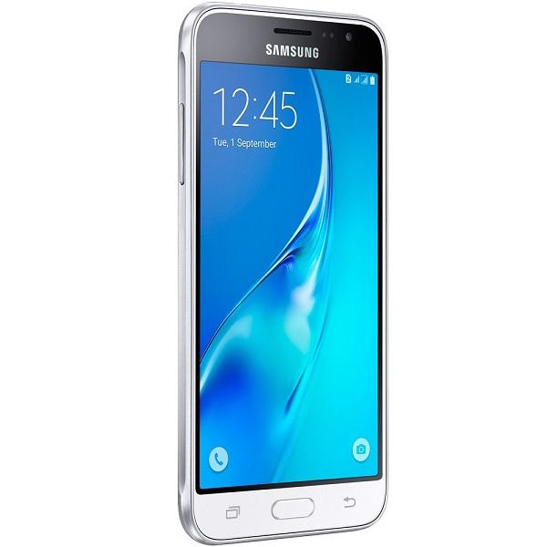 Smartphone Galaxy J3 SM-J320M/DS, Quad Core 1.5 Ghz, Android 5.1, Tela de 5, 8GB, 8 MP, 4G, Dual Chip, Branco - Samsung