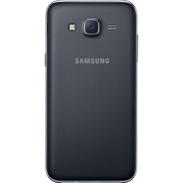 Smartphone Galaxy J5 Duos SM-J500M/DS, Quad Core 1.2Ghz, Android 5.1, Tela 5, 16GB, 13MP, 4G, Dual Chip, Preto - Samsung