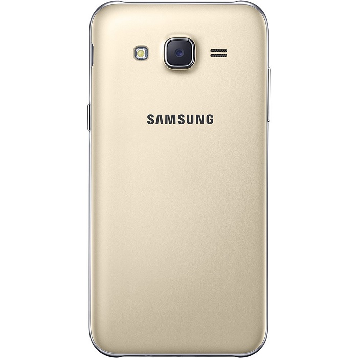 Smartphone Galaxy J5 Duos SM-J500M/DS, Quad Core 1.2Ghz, Android 5.1, Tela 5, 16GB, 13MP, 4G, Dual Chip, Dourado - Samsung