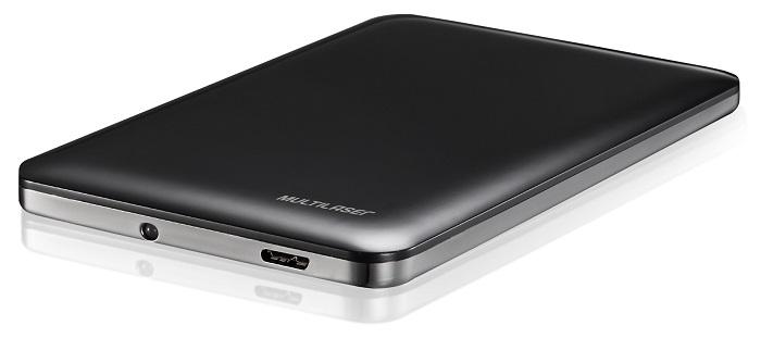 Case para SSD Sata 2,5 GA138 USB 3.0 - Multilaser