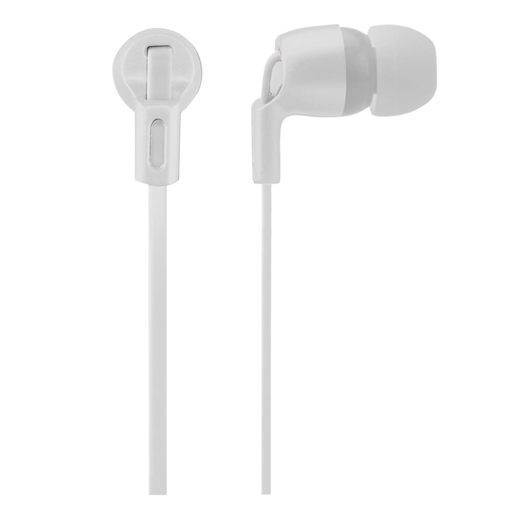 Fone de Ouvido Intra Auricular Neon Series Branco PH137 - Multilaser