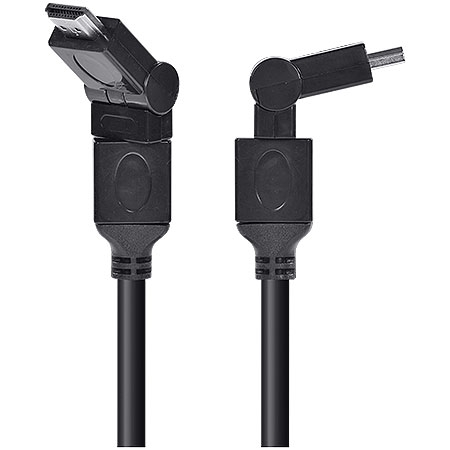 Cabo HDMI Macho X HDMI macho 1+4V 3 Metros HA360-3 - Vinik