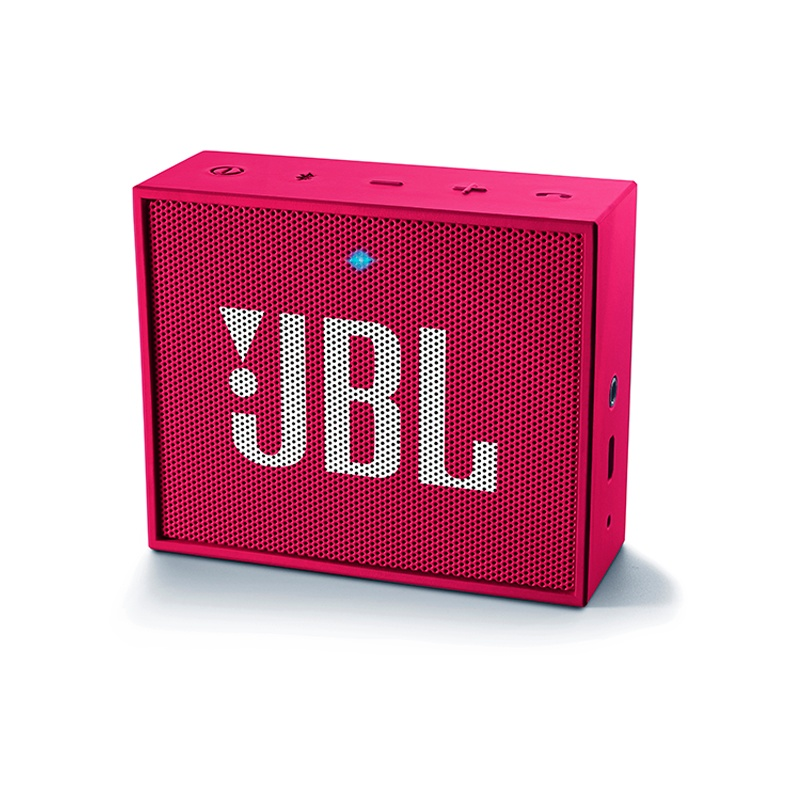 Caixa de Som JBL GO Bluetooth (Bateria Recarreg�vel) Pink JBLGOPINK - JBL