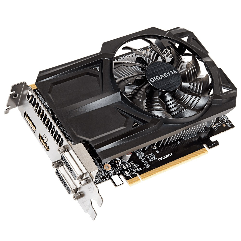 Placa de Vídeo Geforce GTX950 2GB OC DDR5 GV-N950OC-2GD - Gigabyte