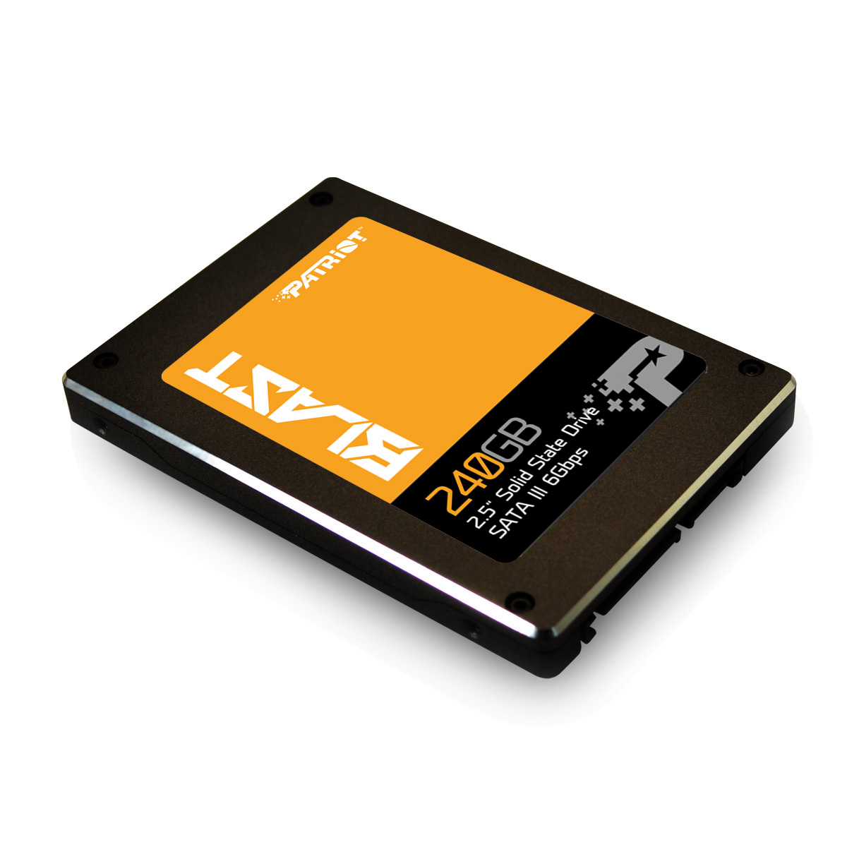 SSD 240GB Blast Sata III 2.5 7mm PBT240GS25SSDR - Patriot