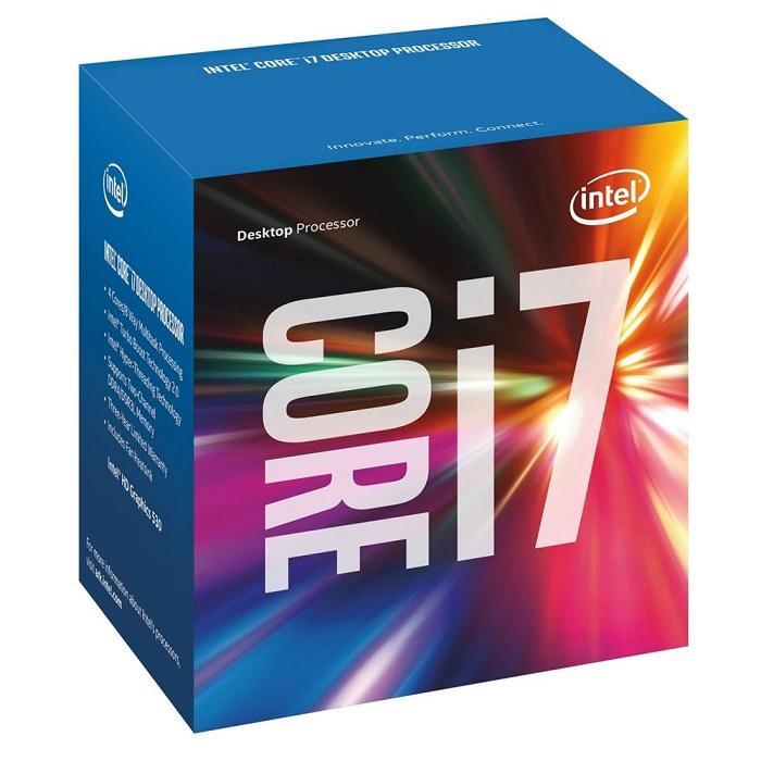Processador LGA 1151 Core i7 6700, Cache 8MB, Quad-Core 3.4 Ghz BX80662I76700 - Intel