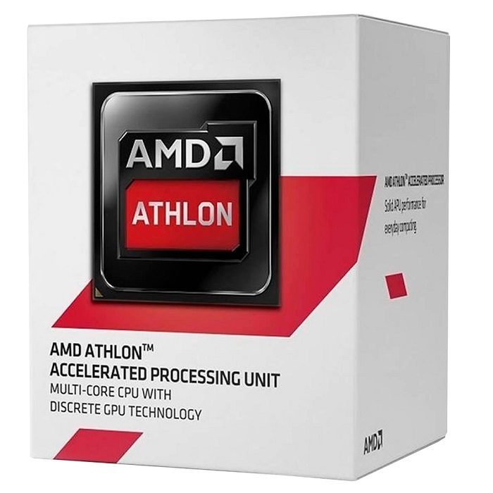Processador AM1 Athlon 5350 Quad Core AD5350JAHMBOX- AMD