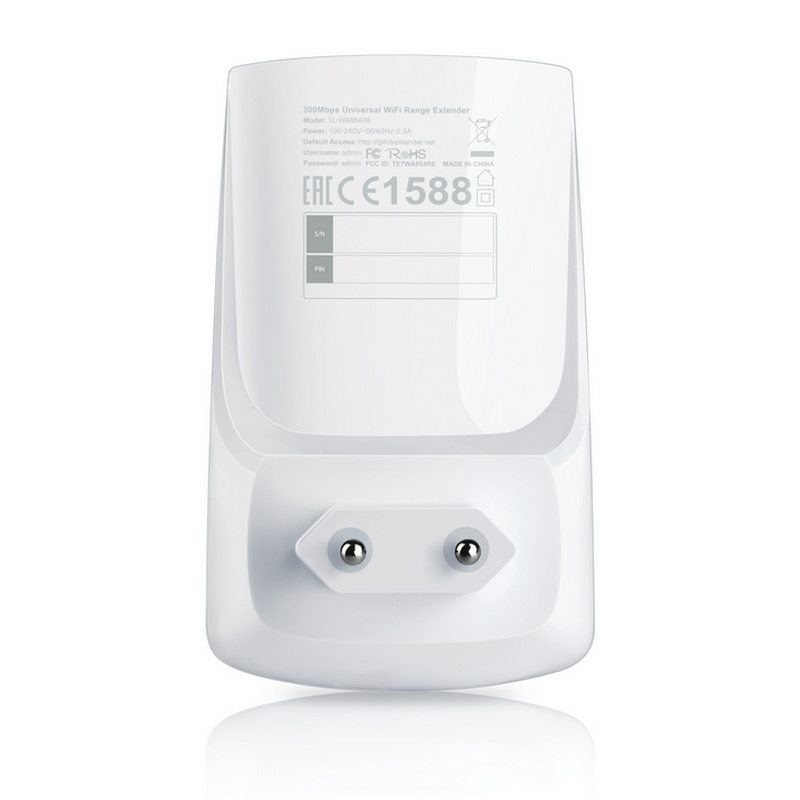 Repetidor Expansor WI-FI 300Mbps TL-WA854RE - Tplink