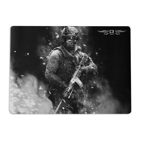 Mouse Pad Gamer MP-G100 (Médio) - C3 Tech