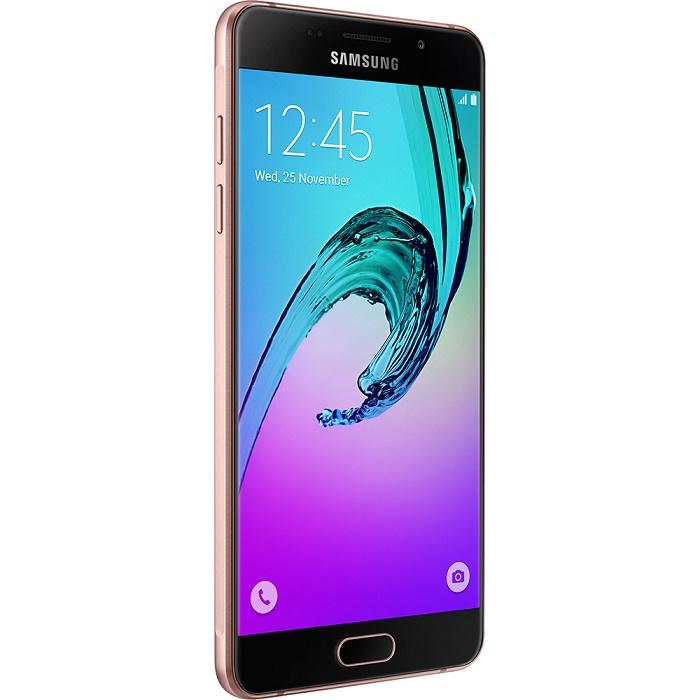 Smartphone Galaxy A5, Dual Chip, A510M, Android 5.1, Memória Interna de 16gb, Tela de 5.2, Rosa - Samsung