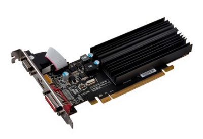Placa de Vídeo AMD Radeon R5 230 2GB DDR3 64Bits Low Profile R5-230A-CLH2 - XFX