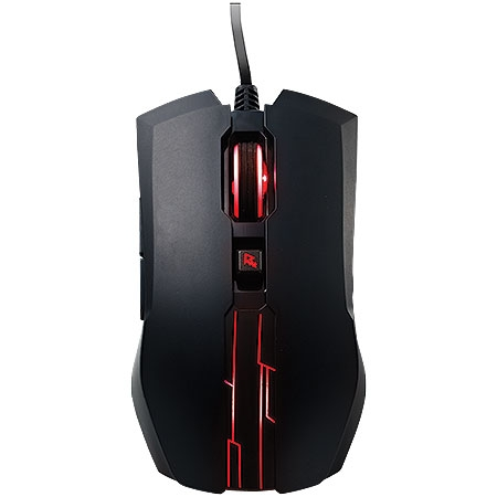 Kit Teclado e Mouse CM Storm Devastator 2 com Led Vermelho SGB-3031-KKMF1-BR - Cooler Master