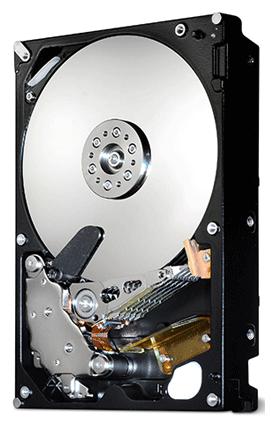 Hard Disk 2TB 7200RPM 32MB Sata II HUA722020ALA331 - Hitachi
