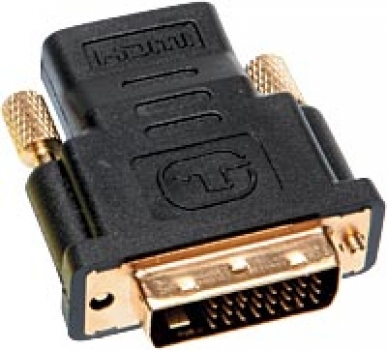 Smart ST-Hdmi-Dmf Adaptador Dvi M x Hdmi F Dourado - Smart