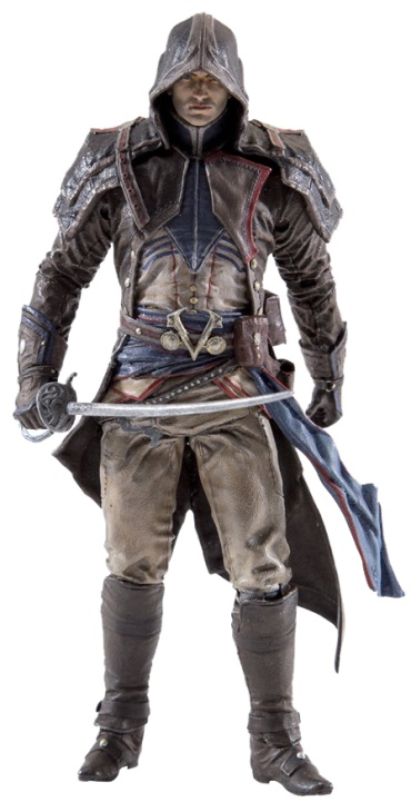 Assassins Creed IV Arno Dorian - Action Figure