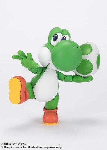 Super Mario Bros Yoshi - SH FIGUARTS