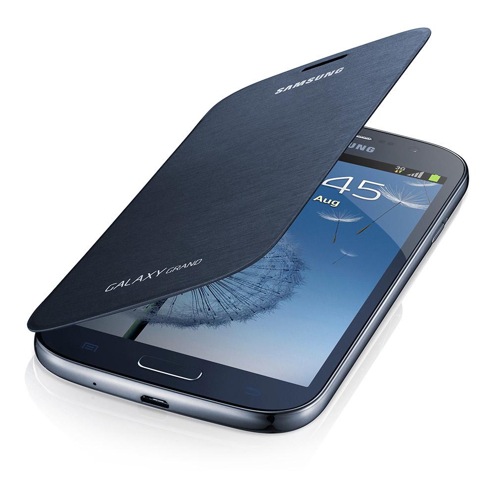 Capa Flip Cover Para Galaxy Gran Duos Azul EF-FI908BLEGWW - Samsung